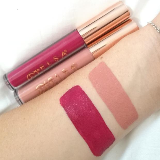 Rouges à lèvres liquide mat - Carrie - Rosewood - Elsamakeup